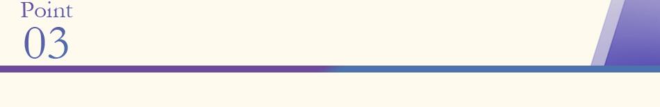 青い胡蝶蘭3本立ポイント3