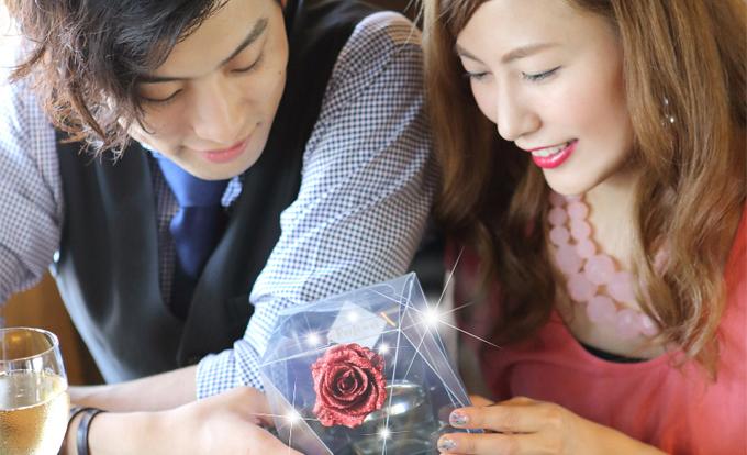 煌薔薇のJewel Ring