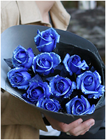 煌薔薇~輝くバラの花束 8640円(税込)